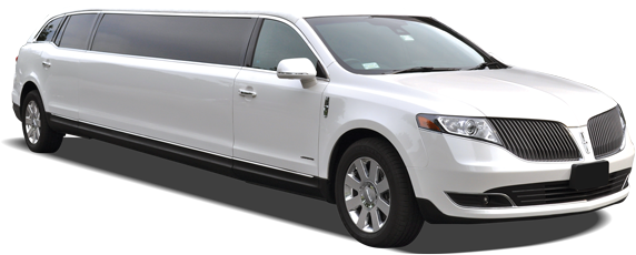 Lincoln MKT Stretch Limo White